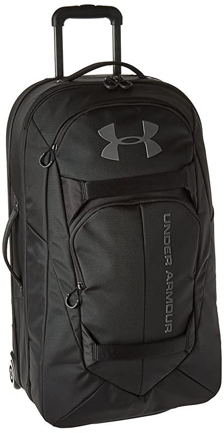 00354cfd36 Amazon.com  Under Armour Checked Rolling Travel Bag
