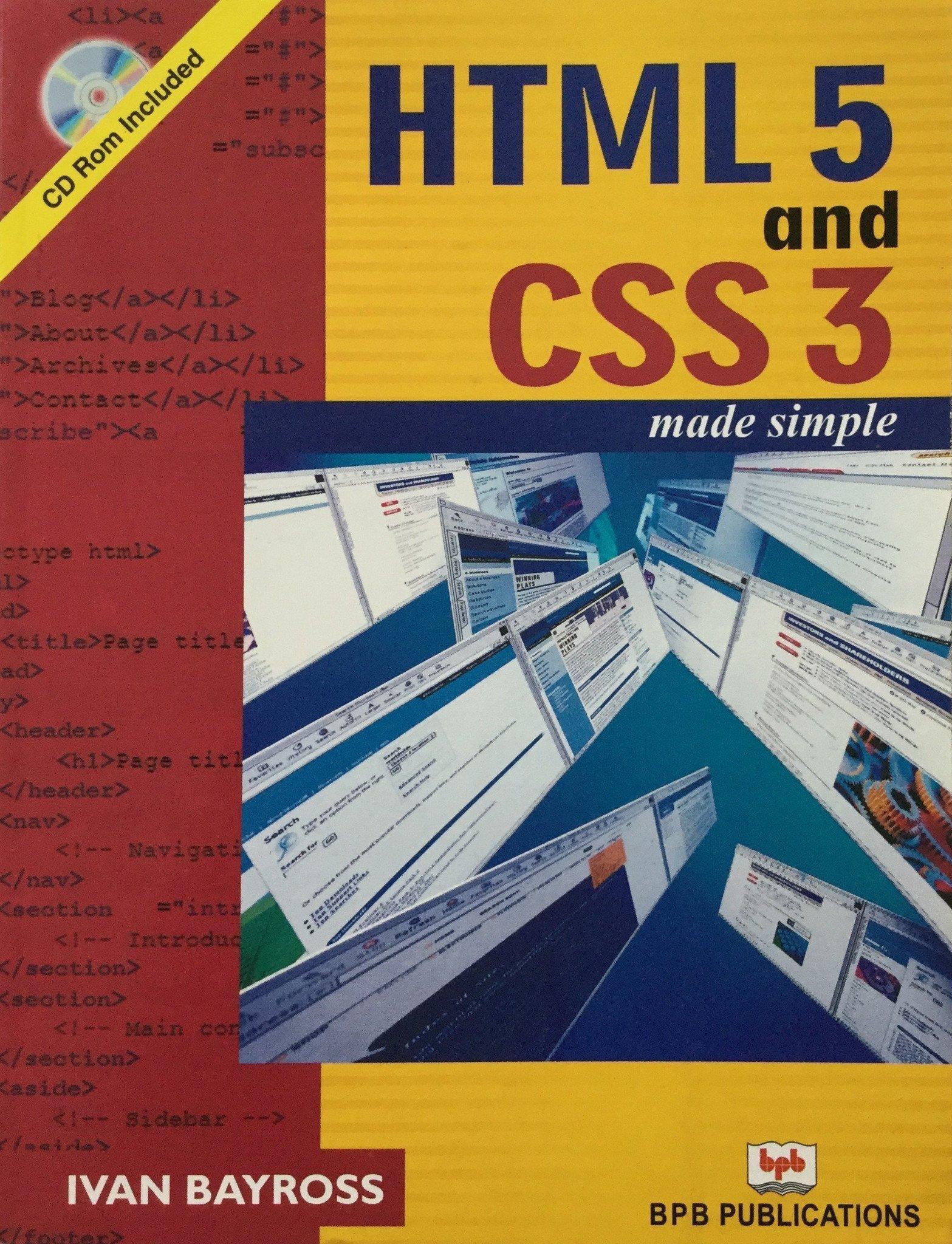 Javascript ivan dhtml pdf html bayross