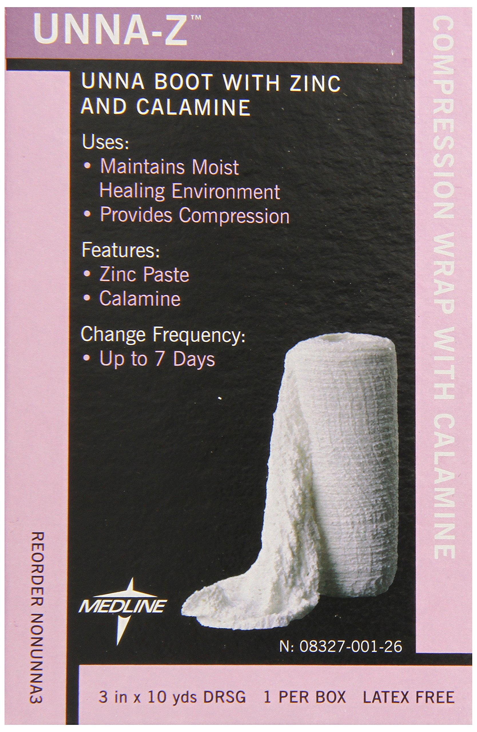 Medline Bandage Unna Boot with Calamine by Medline
