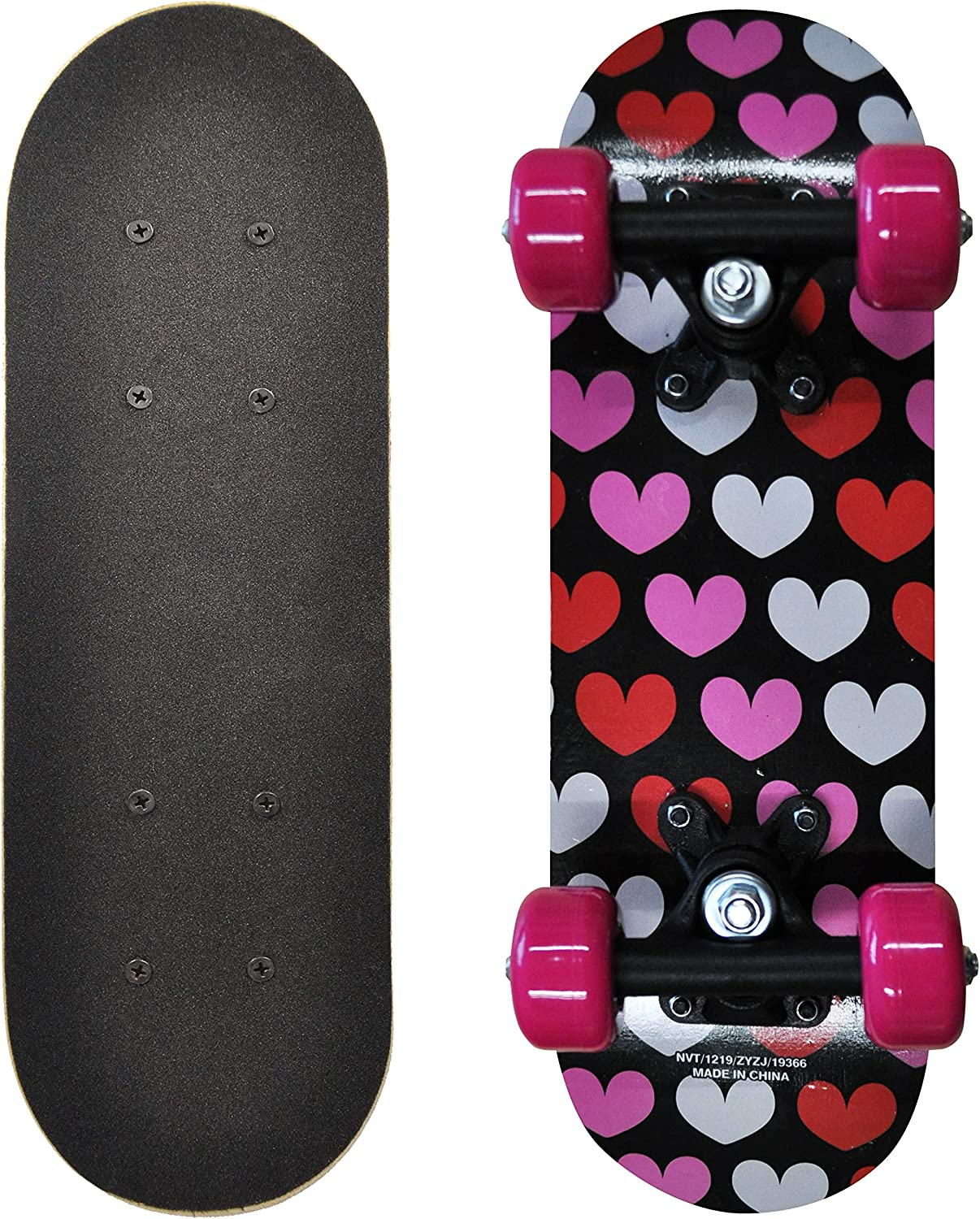 best skateboard for girls. Pink skateboard for girls online
