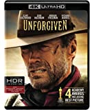 Unforgiven (1992) (4K Ultra HD) [Blu-ray]