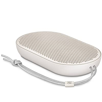 B&O Play by Bang & Olufsen 1280480 Beoplay P2 Sand Stone - Altavoz Bluetooth, Sand Stone