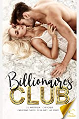 Billionaires Club (Welcome to the Club Book 1) Kindle Edition