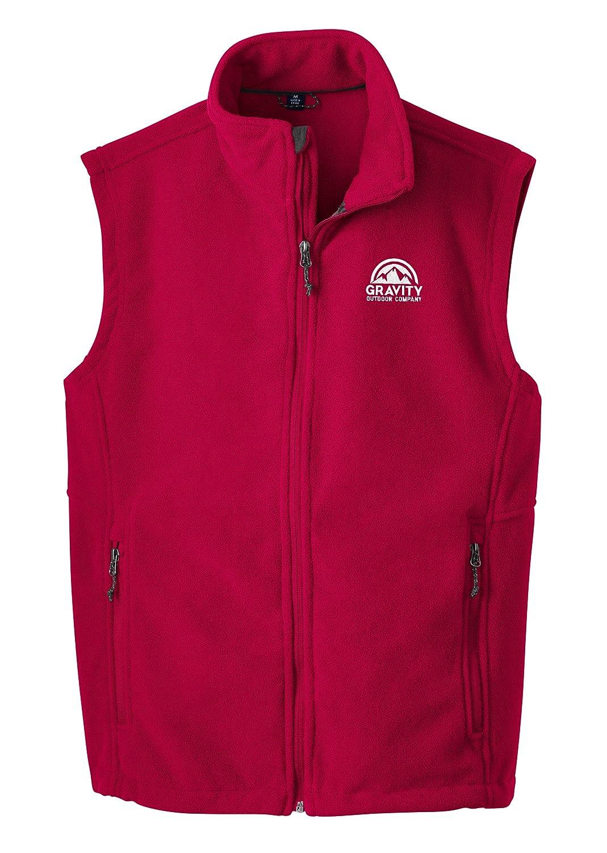 Gravity Outdoor Co. Travel Fleece Vest