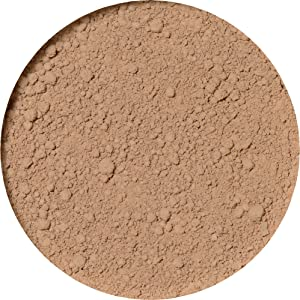 IDUN Minerals Powder Foundation Ingrid - Loose Powder, Medium/High Coverage - Moisturizing Creamy Texture - Purified Minerals, SPF 15, Water Resistant, Safe for Sensitive Skin - Medium Cold, 0.31 oz