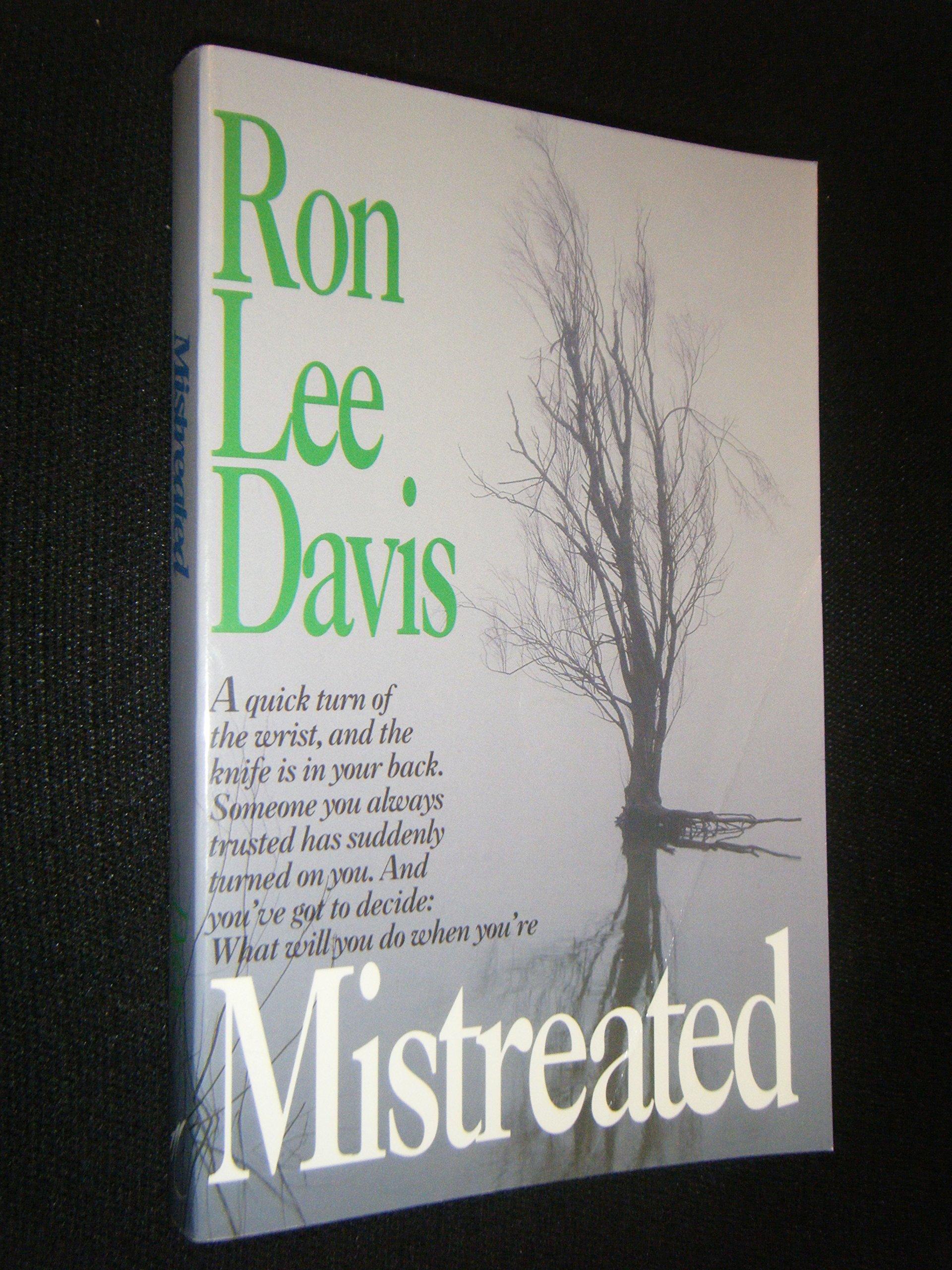 Mistreated: Amazon.es: Davis, Ron Lee: Libros en idiomas ...