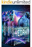 Warriors of Yedahn: An Alien Fantasy Romance Trilogy Boxset