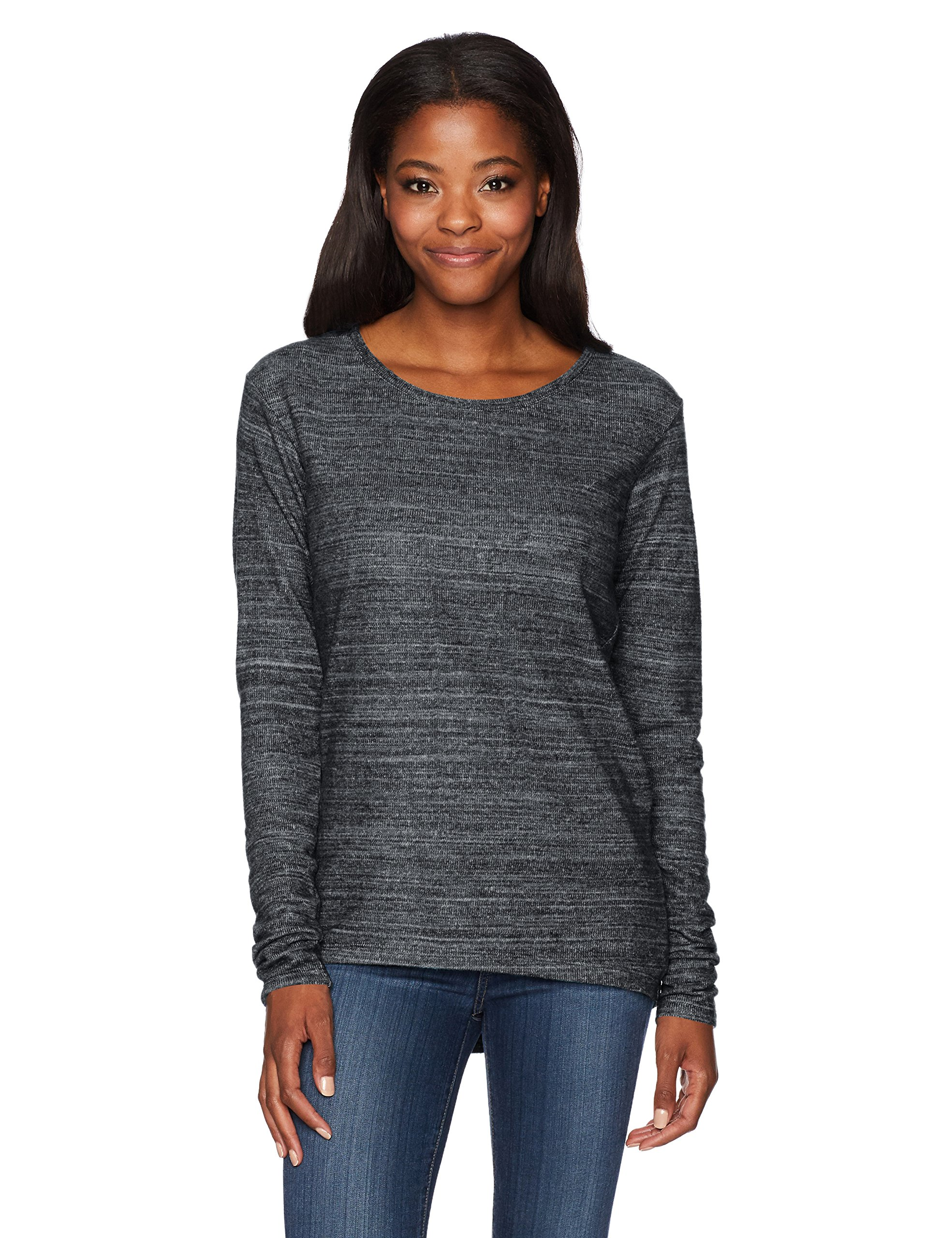 Columbia Women's by The Hearth Sweater, Shark, M