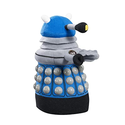 Doctor Who Blue Dalek Talking Plush: Toys & Games