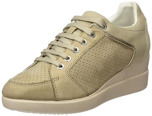 Geox D Stardust B, Zapatillas para Mujer: Amazon.es: Zapatos y complementos