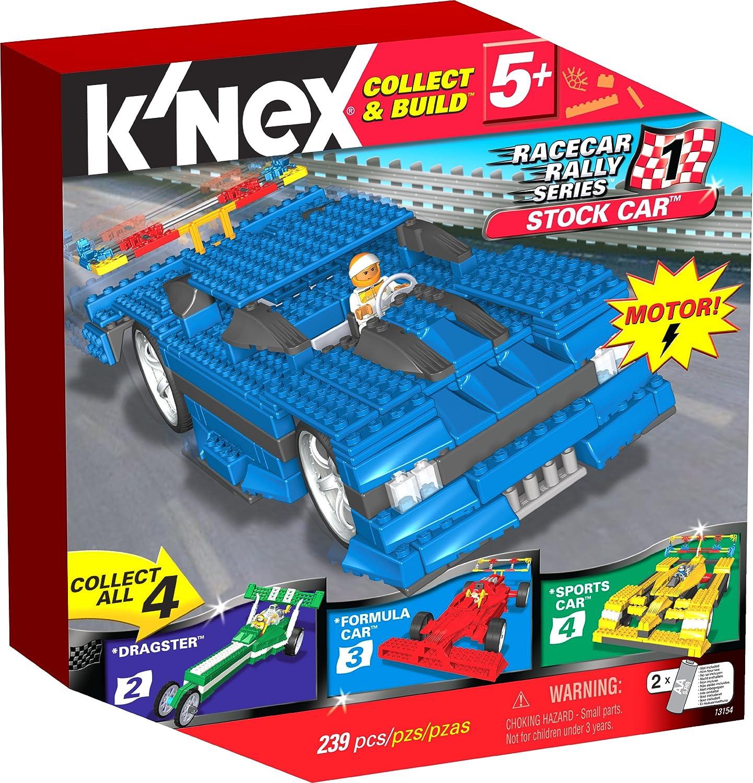 Amazon Knex Stock Car Racecar Rally Series Toys Games