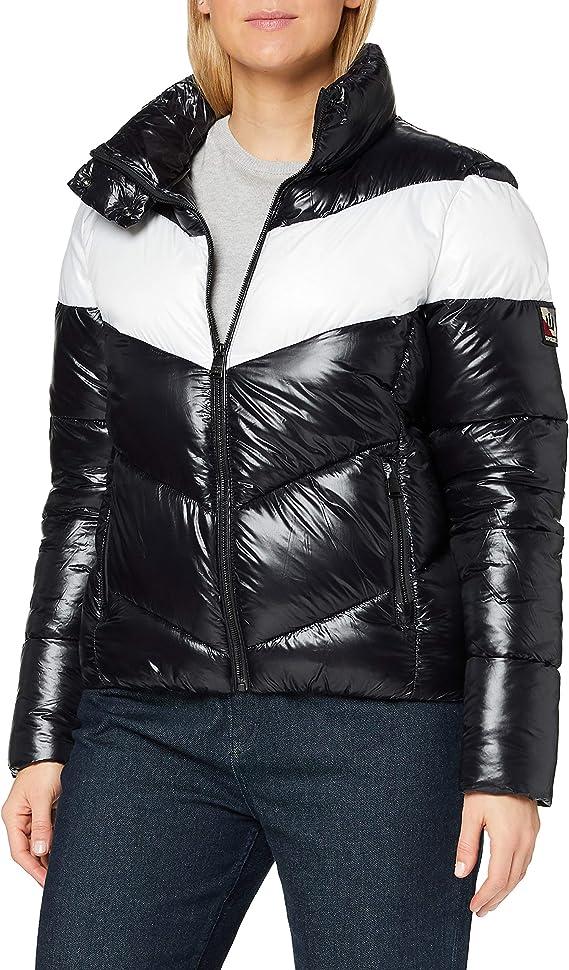 Superdry Colour Block Eclipse Padded Jacket Blouson Femme