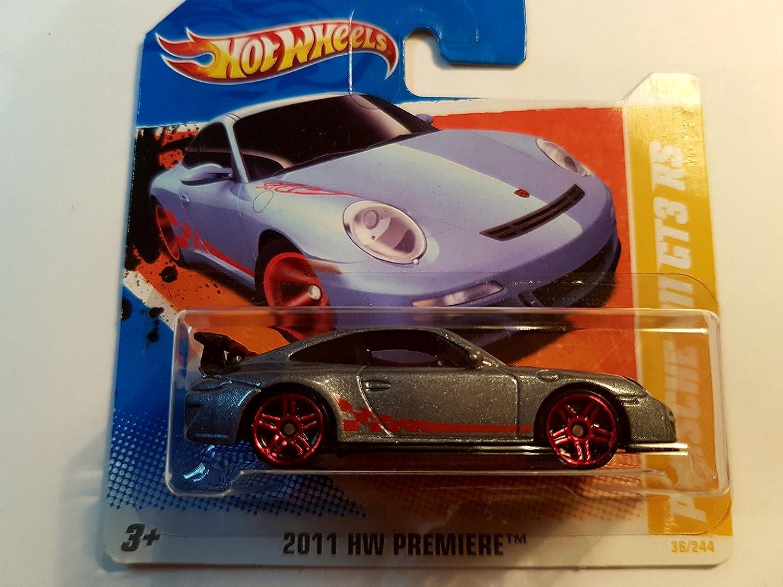 2019 HOT WHEELS PORSCHE 911 GT3 RS Rare!
