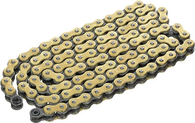 Did Kette 520 Vx2 112 Glieder X Ring Gold Offen Mit Clipschloss Auto