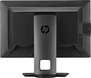 HP DreamColor 24-Inch Screen LED-Lit Monitor Black (1JR59A4#ABA)