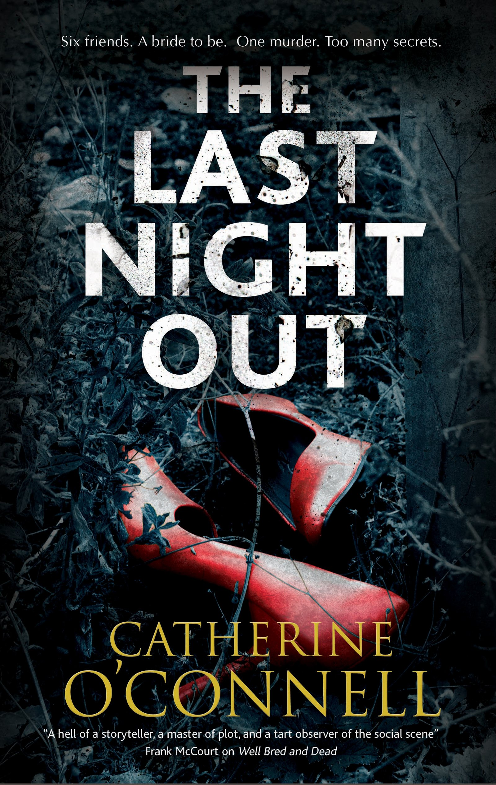 Amazon.com: Last Night Out, The: A psychological thriller (9780727888006):  Catherine O'Connell: Books