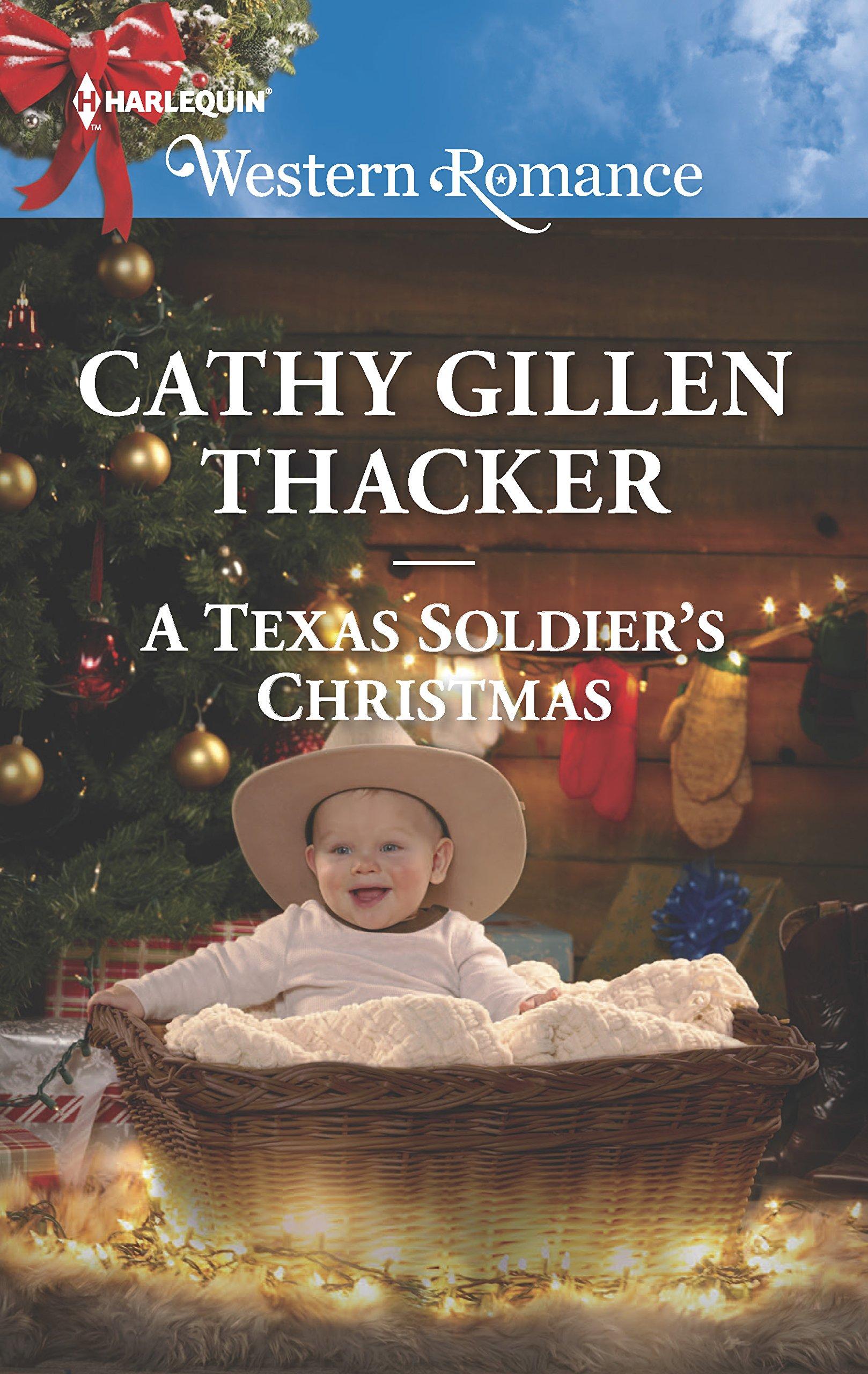Download A Texas Soldier's Christmas (Texas Legacies: The Lockharts) pdf epub