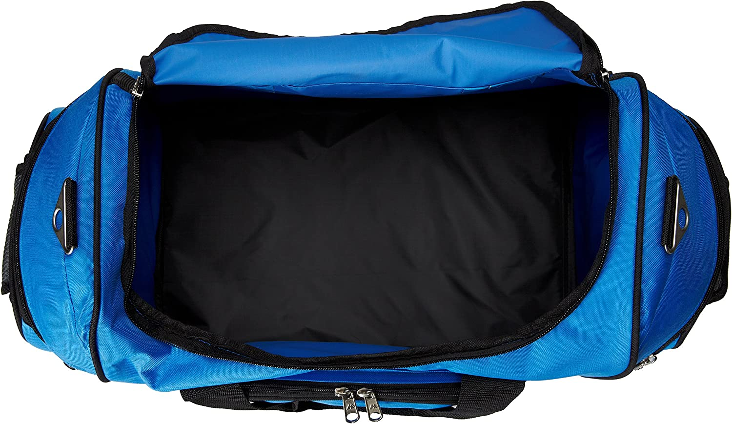 Everest Deluxe Sports Duffel One Size Black
