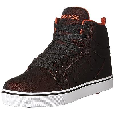 Basket, couleur Noir , marque HEELYS, modèle Basket HEELYS UPTOWN Noir
