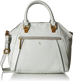 d6849fcf6 Amazon.com: Elliott Lucca Gwen Leather Crossbody Handbag - Cabernet ...