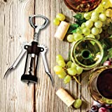 Fantes Rubber-Touch Wing Corkscrew, Made in