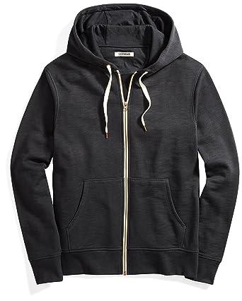 f79a79deb9 Amazon Brand - Goodthreads Men's French Terry Full-Zip Hoodie