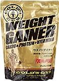 GOLD'S GYM ウエイトゲイナー チョコレート風味 1kg