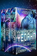 Warriors of Yedahn: An Alien Fantasy Romance Trilogy Boxset Kindle Edition