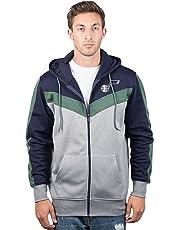 UNK NBA Men's Soft Fleece Full Zip Jacket Hoodie