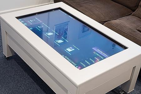 Merrix Table Basse Interactive Amazon Fr Cuisine Maison