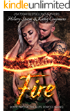 FIRE (Elite Forces Series Book 2)