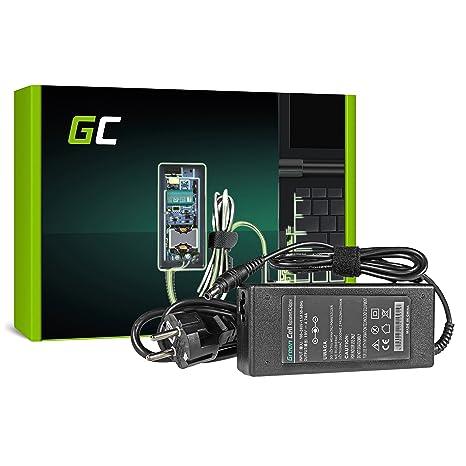 Green Cell® Cargador para Ordenador Portátil Samsung R509 R510 R520 R522 R525 R530 R540 R560 R580 R610 R620 R700 R710 R720 R780 R590 / Adaptador de ...