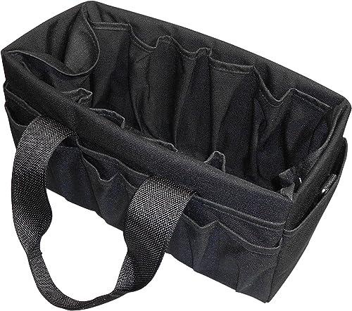 Boulder Bag 830-BK Carry All Bag Black 20 Outside and 14 Inside Pockets