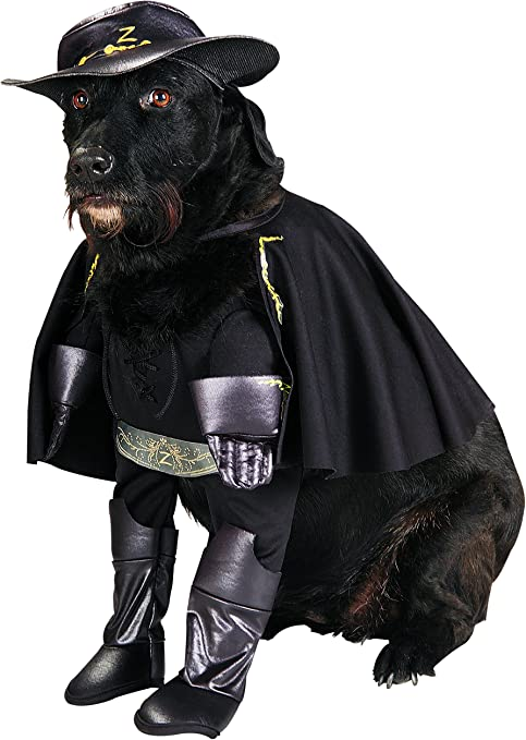 Rubies Disfraz Empresa Zorro para Mascotas, tamaño Grande: Amazon ...