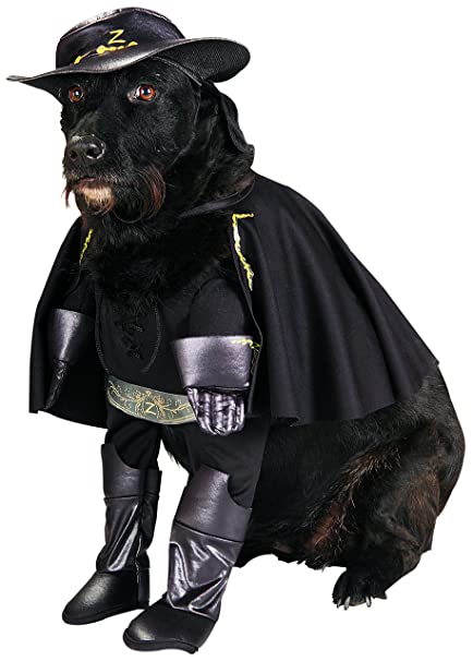 Rubies Zorro Pet Costume