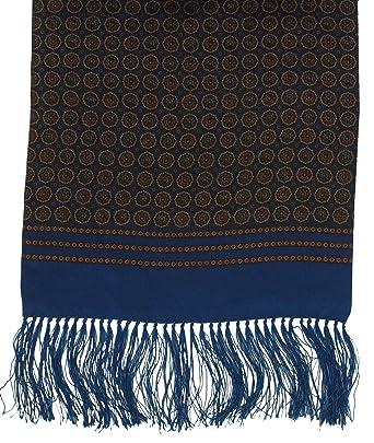 127552e2d Mens Silk Scarf - Paisley Silk Scarf (MS100) Men s Silk Scarf   Amazon.co.uk  Clothing