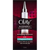 Olay Regenerist Advanced Anti-Ageing Fragrance Free Revitalising Eye Serum 15ml