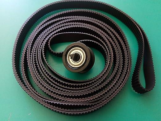 Spare parts correa para plotter HP C7770 – 60014 42 inch con Polea ...