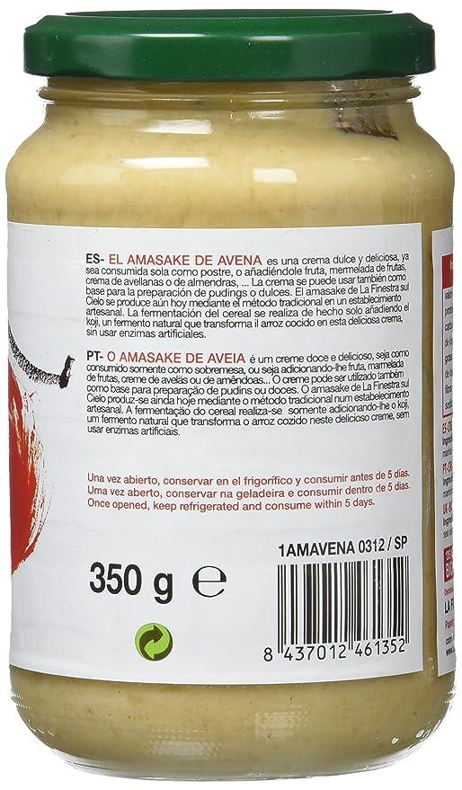 La Finestra Sul Cielo, Salsa para untar - 350 gr.: Amazon.es ...
