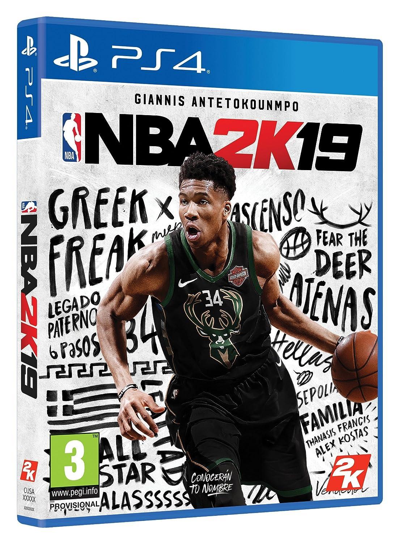 NBA 2K19 - Edición Estándar: PlayStation 4: Sony: Amazon.es ...