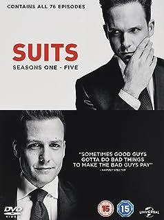 Suits - Season 1 [DVD]: Amazon co uk: Gina Torres, Patrick J  Adams