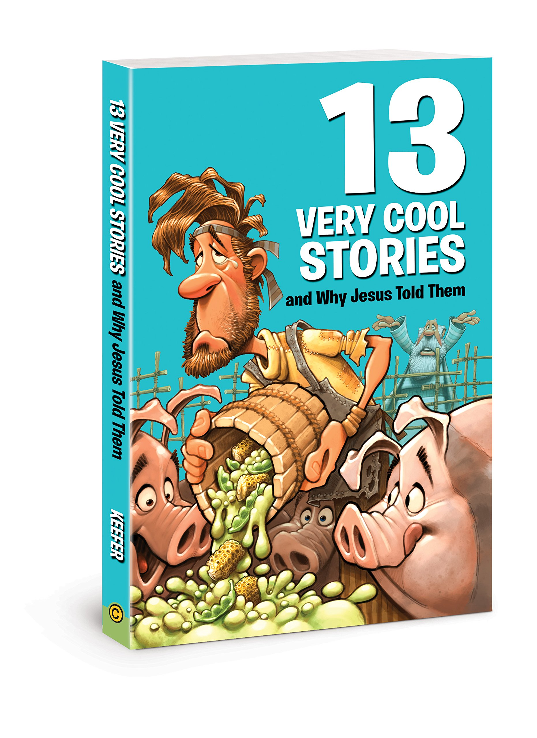 Bible parables in skit form ebook array 13 very cool stories and why jesus told them mikal keefer rh amazon com fandeluxe Images