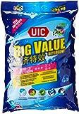 UIC Big Value Laundry Powder Detergent, Regular, Floral & Fruity, 5kg