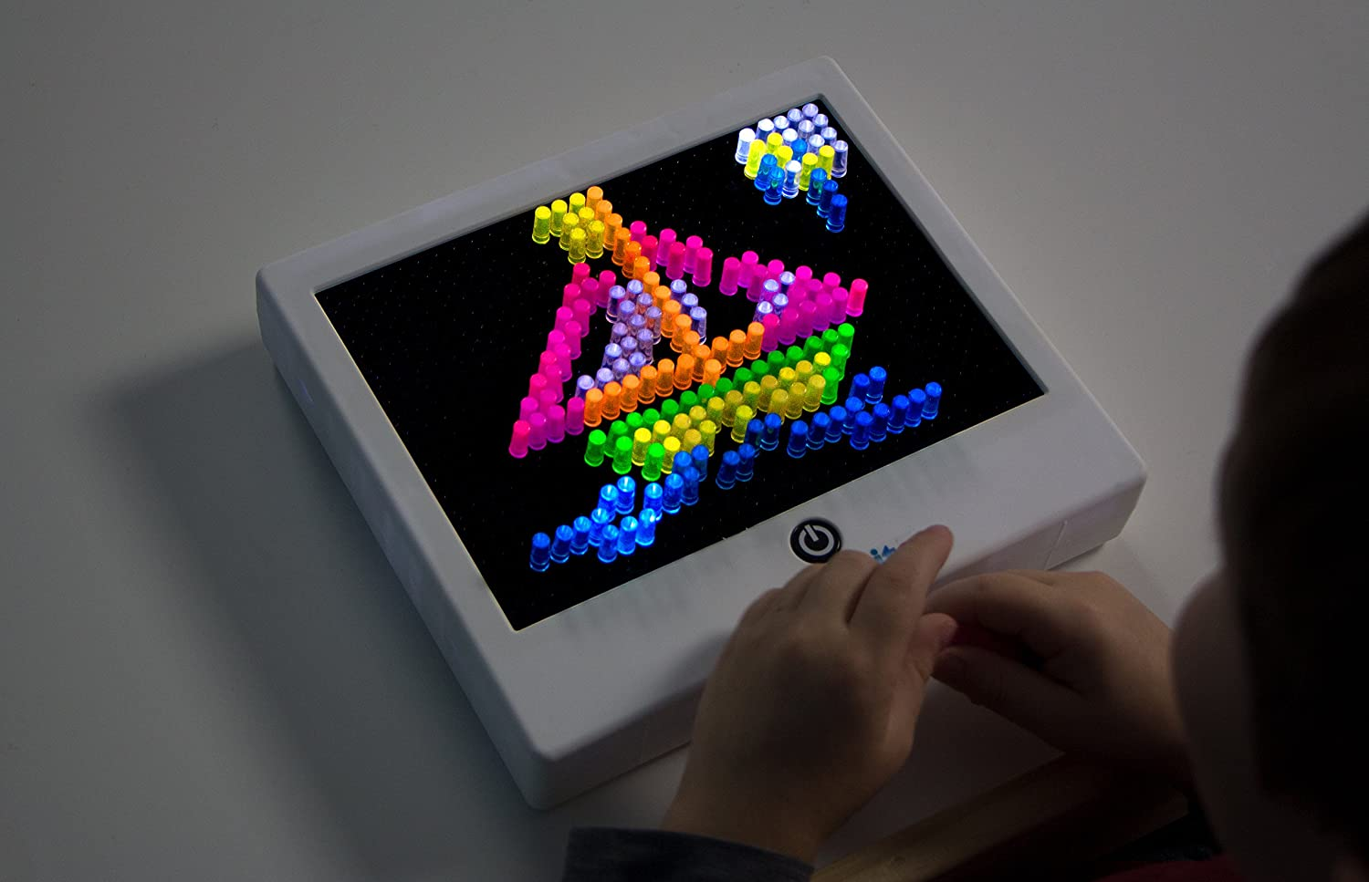 Lite-Brite Magic Screen Spielzeug-Retro Style