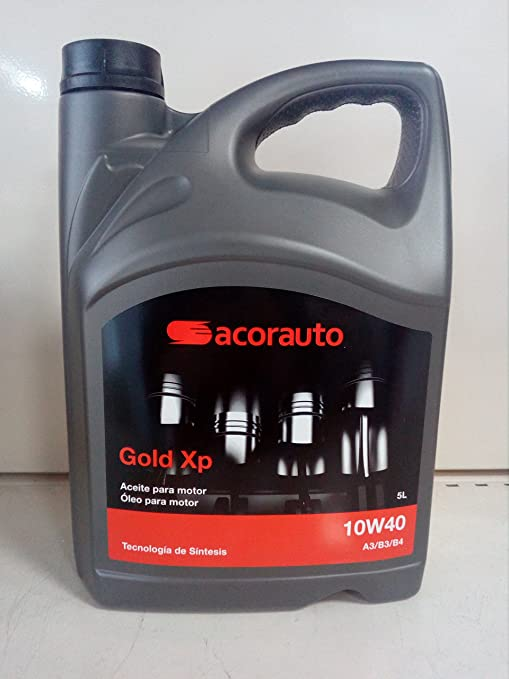 SACORAUTO Aceite 10W40 5L.