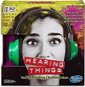 Hasbro Hearing Things Game