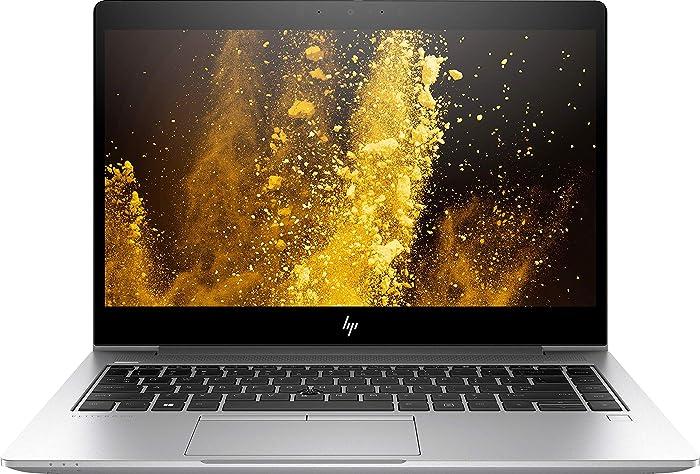 "HP EliteBook 840 G6 14"" Notebook - 1920 x 1080 - Core i5 i5-8365U - 8 GB RAM - 256 GB SSD - Windows 10 Pro 64-bit - Intel UHD Graphics 620 - in-Plane Switching (IPS) Technology - English Keyboard"