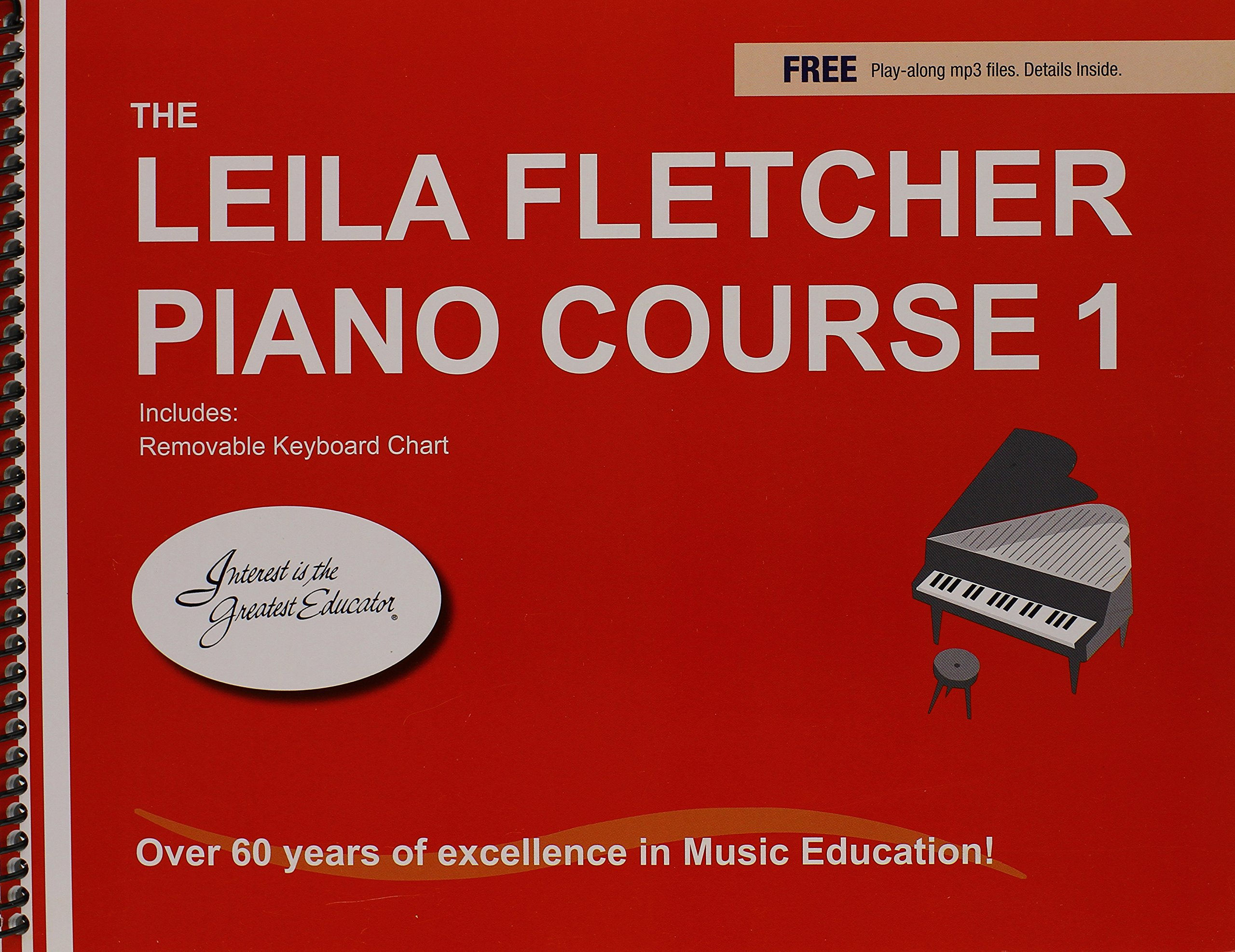 The leila fletcher piano course book 1 leila fletcher the leila fletcher piano course book 1 leila fletcher 0777535010018 amazon books fandeluxe Image collections