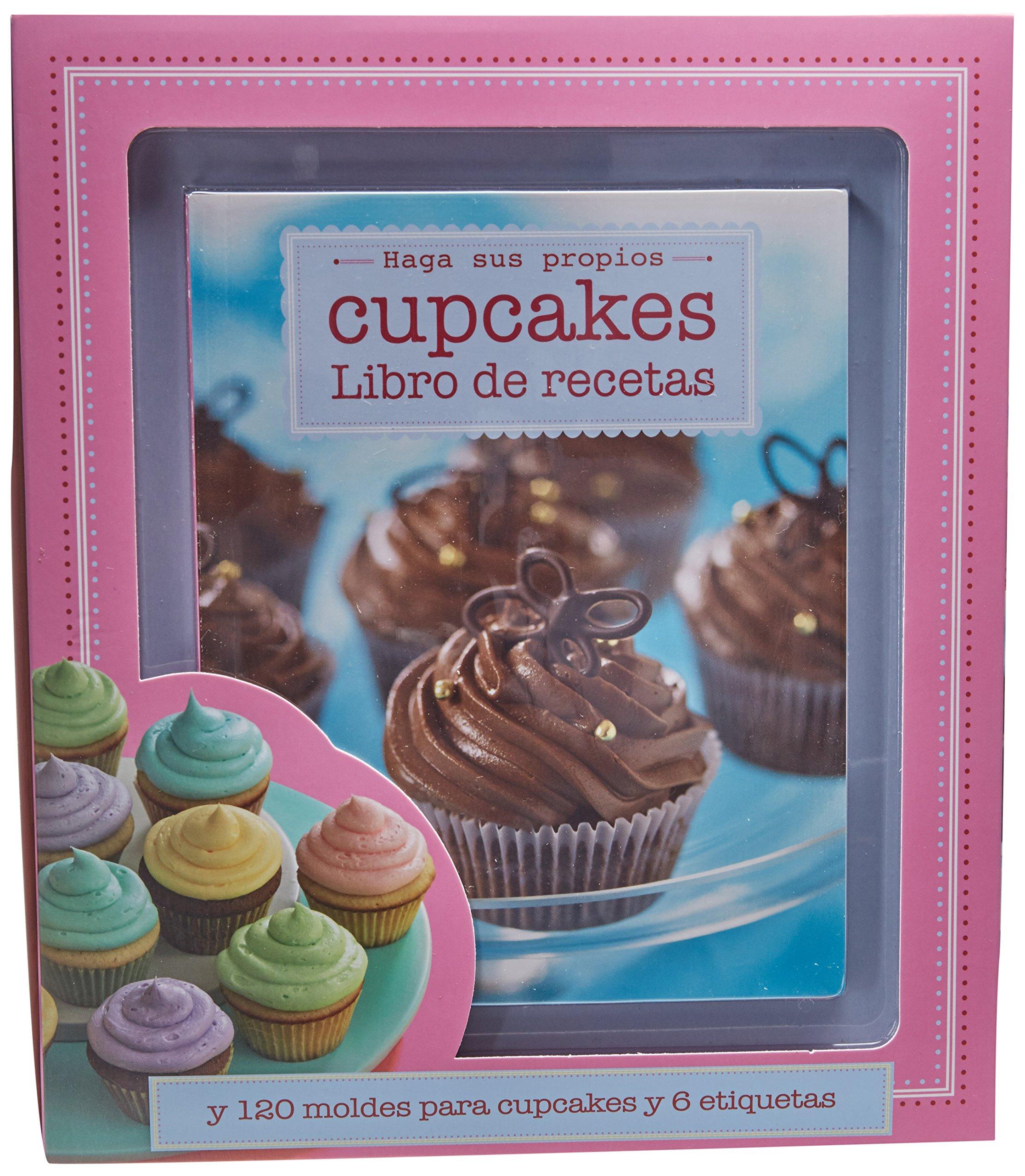 Haga sus propios Cupcakes (Box) (Spanish Edition): Parragon Books: 9781472344991: Amazon.com: Books
