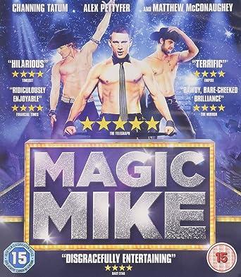 1 de diciembre: Alex Pettyfer reveló que él y Channing Tatum no se llevaban bien al filmar Magic Mike, lo que confirma quizás uno de los secretos peor guardados.